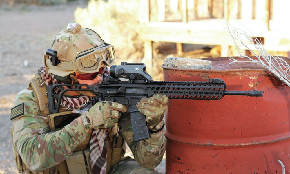 How to Use a Red Dot Sight on a Pistol