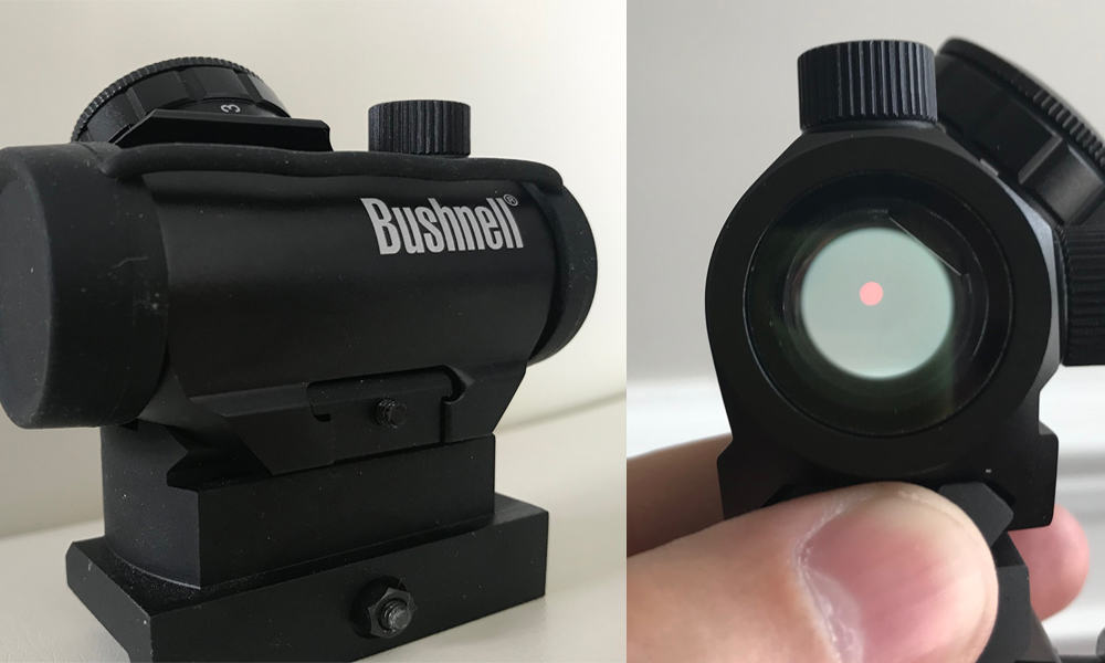 Bushnell Trophy TRS-25 Red Dot Sight Review