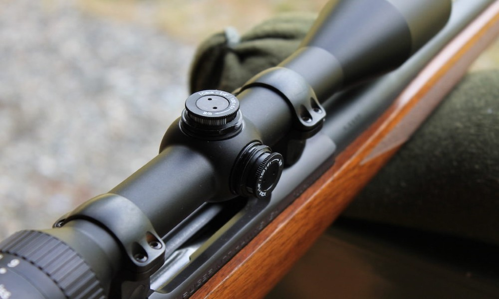 How to Adjust Rifle Scope