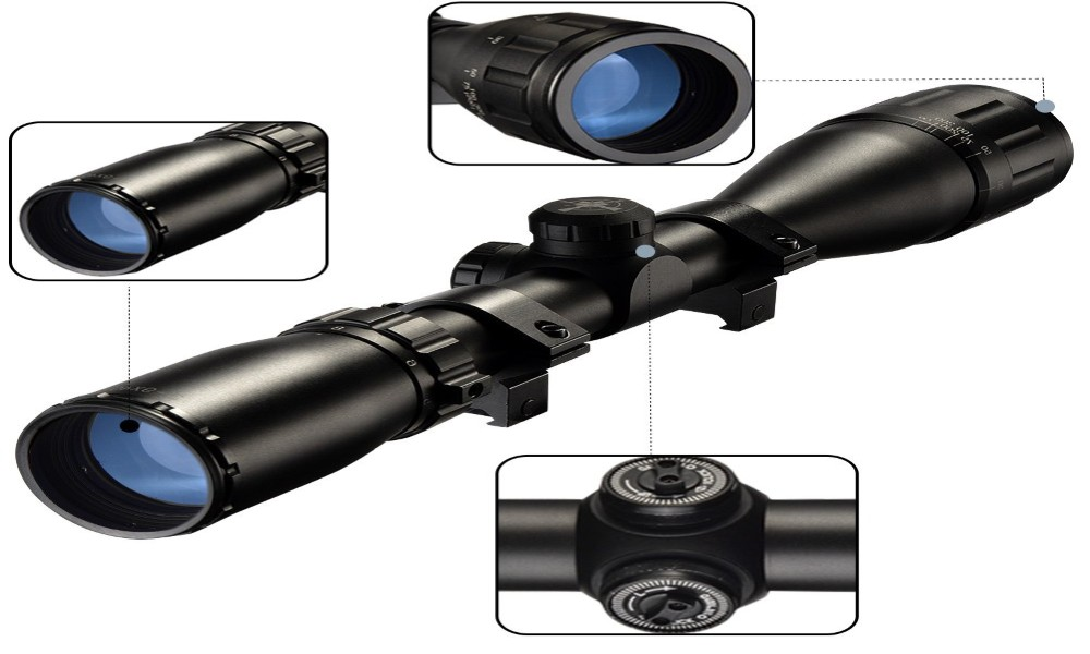 Best Rifle Scope for Deer Hunting Reviews